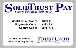 SolidTrust Pay Trust Card