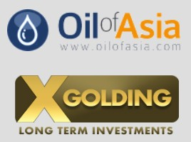 Oil of asia - xGolding