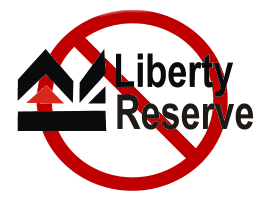 Liberty Reserve Shut Down