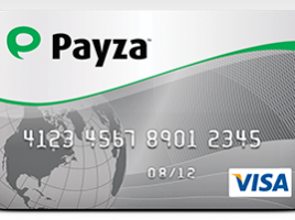 Payza Prepaid Card