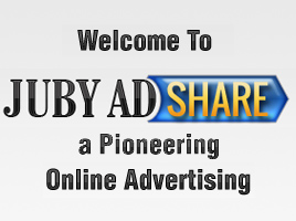 Juby Ad Share