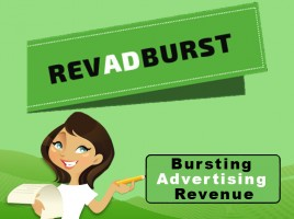 RevAdBurst logo